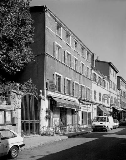 photo pour Immeuble 5 rue du Palais